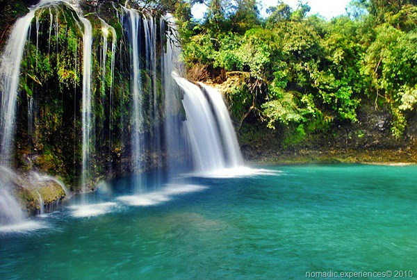 Bolinao-Waterfalls