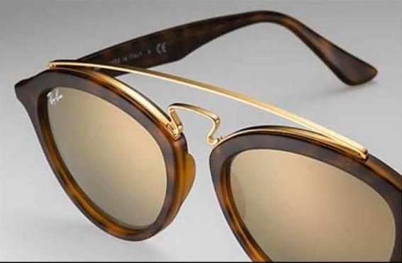 lunettes de soleil femme ray ban 4257f air evasion